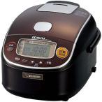 (3合炊き)象印 炊飯器 (NP-RY05-TD) 圧力IH炊飯ジャー 極め炊き 三合炊き ダークブラウン(ラッピング不可)(メール便不可)