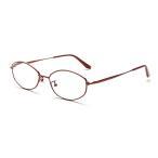 小松貿易 ピントグラス PINT GLASSES 703RE (PG-703-RE) 女性用 (老眼度数:+0.60〜2.50D)