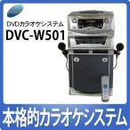 創和 DVDカラオケシステム DVC-W501[DVCW501][4560191690504][ダブルカセットデッキ/カセットテープ]【メール便不可】