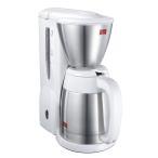 メリタ(Melitta) コーヒーメーカー ノア NOAR SKT54-3-W ホワイト (2〜5杯用)(ペーパードリップ式)(SKT543W)
