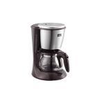 メリタ(Melitta) 家庭用コーヒーメーカー ES エズ SKG56-T ダークブラウン (2〜5杯用)