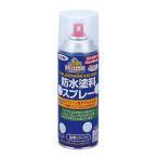 (代引不可)アサヒペン 防水塗料スプレー 420MLトウメイ(クリヤ)(ラッピング不可)