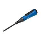 SK11 USB充電式デュアルドライバー DVC-DUO-37VN ブルー 電動工具 電動ドライバー ハンドツール(代引き不可)(ラッピング不可)