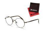 小松貿易 ピントグラス PINT GLASSES 710BZ (PG-710-BZ) 兼用  (老眼度数:+0.60〜2.50D) (クロスセット) (メール便不可)