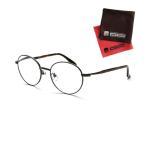 小松貿易 ピントグラス PINT GLASSES 710BK (PG-710-BK) 兼用  (老眼度数:+0.60〜2.50D) (クロスセット) (メール便不可)