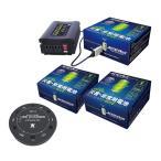 (マルチサークル付き) 非常用電源 空気 発電地 防災 災害 グッズ 電池 エイターナス Cセット(発電池3個+インバーター)(メーカー直送)(ラッピング不可)