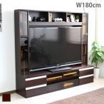 テレビ台 ハイタイプ 60インチ TV台 テレビラック ゲート型AVボード ダークブラウン J-Supply Ltd.(ジェイサプライ) sav049