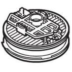 純正部品:パナソニック掃除機クリーナー用 プリーツフィルター AMV86L-F102