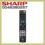 シャープ BD ブルーレイディスクレコーダー用 リモコン 0046380257