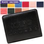 マークジェイコブス MARC JACOBS 財布 二つ折り財布 M0015752 ロゴ アウトレット レディース ウォレット 新作 プレゼント