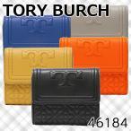 トリーバーチ 三つ折り財布 レディース TORY BURCH 46184 アウトレット P2倍