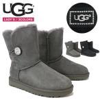 Boots - 【ポイント3倍】アグ ベイリー ボタン ブリング UGG Bailey Button Bling スワロフスキー ムートン ブーツ シープスキン スエード ボア レディース 正規品