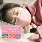 「メール便送料無料」大判 潤いシルクのおやすみマスク