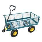 AP ガーデンカート 150kg 4輪カート  4輪運搬ワゴン