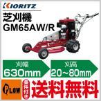 バロネス自走ロータリモア GM65AW/R【芝刈機】【エンジン式】