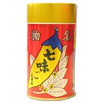 【長野名産品】信州善光寺 八幡屋礒五郎 七味ごま缶 『メール便不可』