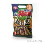 群馬限定 亀田の柿の種 塩だれ焼ねぎ風味 1袋(22)x5