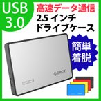 HDDケース SSDケース 工具不要 簡単着脱 簡単バックアップ