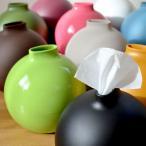 ペーパーポット 光沢 or マット タイプ (Paper Pot 壺型ティッシュケース) アイコレクション