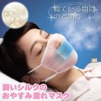 寝るとき用 潤い ぬれマスク 洗える 夜用 乾燥 のど 保護 保湿
