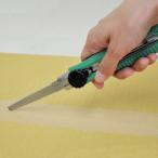 ダンボールのこ スライドダンちゃん (カッタータイプ 緑)  長谷川刃物