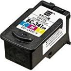 ショッピングリサイクル エコリカ リサイクルインクカートリッジ CANON 3色カラー BC-341C ECI-C341C-V