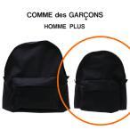 COMME des GARCONS HOMME PLUS コムデギャルソンオムプリュス ブラック バックパック・リュック Mサイズ メンズ レディース 新品