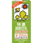 キッコーマン/特濃調整豆乳/特保/1000ml/1L/健康/飲料(6本まで)