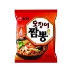 韓国語バージョン/農心/ノンシン/イカチャンポン/韓国食品/韓国ラーメン/インスタントラーメン/らーめん/チャンポン