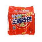 三養 / サムヤン / 三養ラーメン / 5袋入り / 韓国食品 / 韓国ラーメン / インスタントラーメン / らーめん