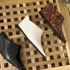 サンダル 痛くない 履きやすい トレンド クロコ型押し レオパード トレンド デイリー 人気 スクエアトゥ レザータッチ ウェッジソール