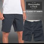 アバクロ ショートパンツ アバクロンビー&フィッチ Abercrombie&Fitch バミューダ パンツ メンズ AM75013 正規品 本物保証