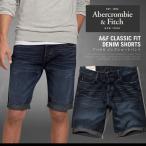 アバクロ ショートパンツ アバクロンビー&フィッチ Abercrombie&Fitch バミューダ デニム メンズ AM75020 正規品 本物保証