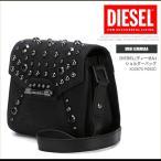 ショッピングディーゼル ディーゼル DIESEL バッグ ショルダーバッグ X03670 P0830 MINI JEMMIAA スタッズ クロスボディ DS2129