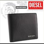 ディーゼル DIESEL サイフ 二つ折り財布 ショートウォレット X03363 PR013 FRESH STARTER HIRESH S レザー 小銭入れ DS2846
