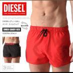 ディーゼル DIESEL メンズ 水着 ビーチウェア ボクサーショートパンツ BMBX-SANDY-REV リバーシブル DSW1014SL