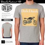 Deus ex Machina デウスエクスマキナ Tシャツ 半袖 DMA51178G DAKDAAK Tee DU11021  メール便送料無料