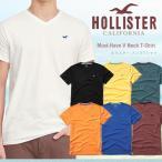 ホリスター Tシャツ Hollister アバクロ Vネック 半袖 HO11045SL メール便送料無料