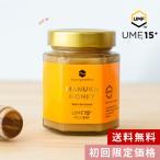 マヌカハニー UMF 15+ 250g [初回限定] [お試し] はちみつ ハチミツ 蜂蜜 非加熱 ( MGO 514+)