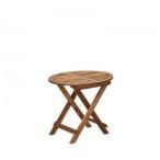 アカシア天然木 リクライニング折りたたみ式ガーデンチェア Resse レッセ サイドテーブル W55[1D][00]