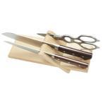 包丁スタンド ヒノキナイフブロック 木製 270×90×80mm