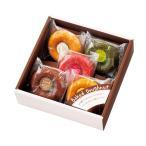 カリーノ カラフル焼ドーナツ 5個 (CYD-10)|代引不可|スイーツギフトコレクション