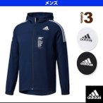 アディダス オールスポーツウェア(メンズ/ユニ) M 24/7 ライトクロスジャージジャケット/メンズ(DJP44)