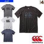 カンタベリー オールスポーツウェア(メンズ/ユニ) S/S CREW TEE/ショートスリーブ クルーTシャツ/メンズ(RP37535)
