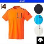 デサント オールスポーツウェア(メンズ/ユニ) タフTコールド ハーフスリーブシャツ/メンズ(DAT-5730)