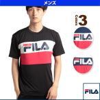フィラ オールスポーツウェア(メンズ/ユニ) マイクロスムース切替Tシャツ/メンズ(446311)