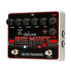 Electro Harmonix Deluxe Big Muff Pi  《エフェクター/ディストーション/ファズ》 【送料無料】【マーキングシールプレゼント】