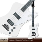 Epiphone Thunderbird Classic IV (Alpine White)[EBTCAWBH1]【送料無料】【次回入荷分ご予約受付中】