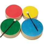 Rohema Percussion 61698 (ウッドタムセット)(送料無料)