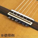Rosette Diamond Secure Tiblock D2BL (Black, 7 個入)(クラシックギター用ストリングタイ)